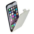 Pearlycase-Lederlook-Flip-case-klap-hoesje-cover-Apple-iPhone-6-Plus-Lederlook-Flip-case-klap-hoesje-cover-Wit