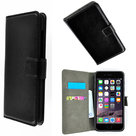 Slim-wallet-book-case-flip-hoesje-Apple-iPhone-6-Plus--hoesje-Wallet-Book-Case-cover-Slim-Zwart