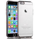 iphone,6s,plus,hoesje,slicone,case,transparant