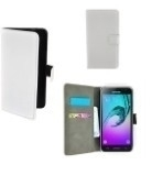 Samsung,galaxy,S7,hoesje,book,style,wallet,case,wit