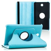 Samsung,galaxy,tab,a,7.0,tablet,hoesje,360,draaibare,case,turquoise