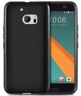htc-10-smartphone-hoesje-silicone-tpu-case-zwart