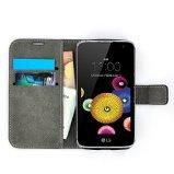 LG-K4-smartphone-hoesje-book-style-wallet-case-zwart