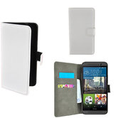 HTC One S9 smartphone wallet book style case wit