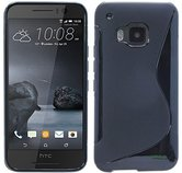 HTC-One-S9-smartphone-hoesje-siliconen-tpu-case-s-line-zwart