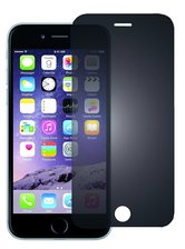 Apple-iPhone-6-privacy-tempered-glass-/-glazen-screenprotector-2.5D-9H
